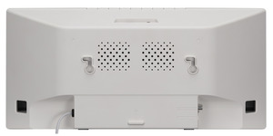 X-SMC02 SLIM CD MICRO SYSTEM WHITE