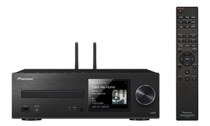 XC-HM86D NETWORK CD RECEIVER BLACK